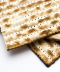 Pane azzimo (NON kosher le-pesach)